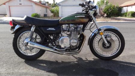 1975 Kawasaki Z1 900 Shaun