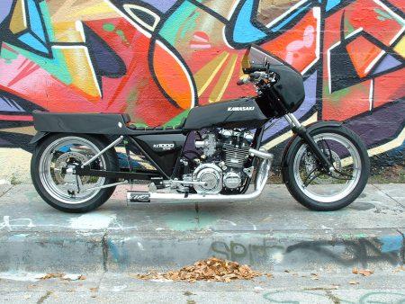 1978 Kawasaki Z1R Jesus