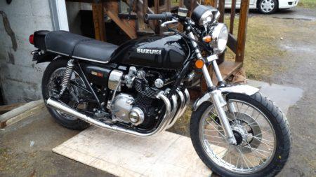 1978 Suzuki GS750 850cc