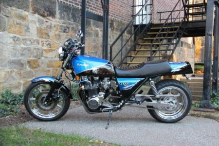 1979 Kawasaki KZ1000A MKII Mike