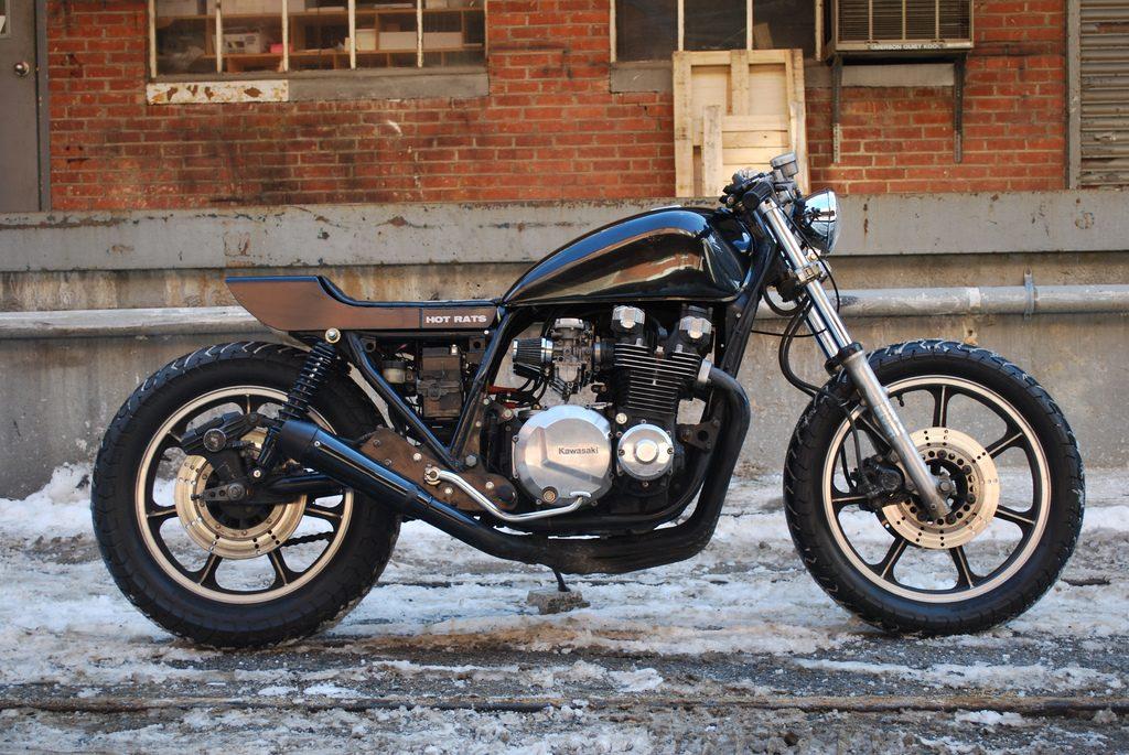 1981 Kawasaki KZ1000