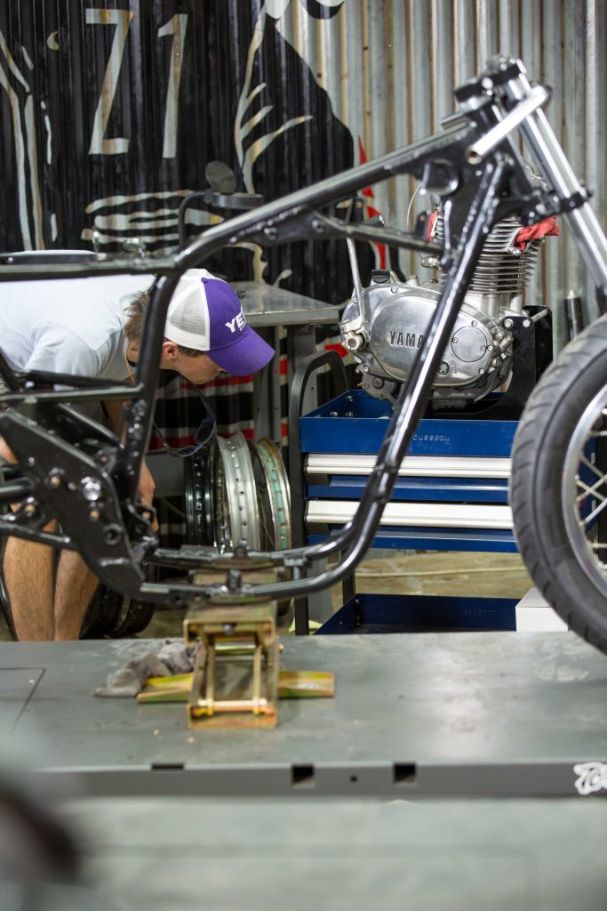 Z1 Enterprises Rolling Chassis