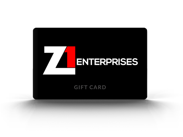 Z1 Enterprises Gift Card