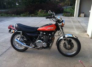 Kawasaki_1973_Z1_Bob_M_Z1_customer_build