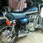 Kawasaki Z1 900 1975 chris H