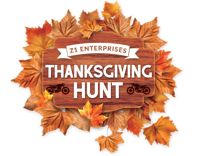 Z1 Thanksgiving Hunt