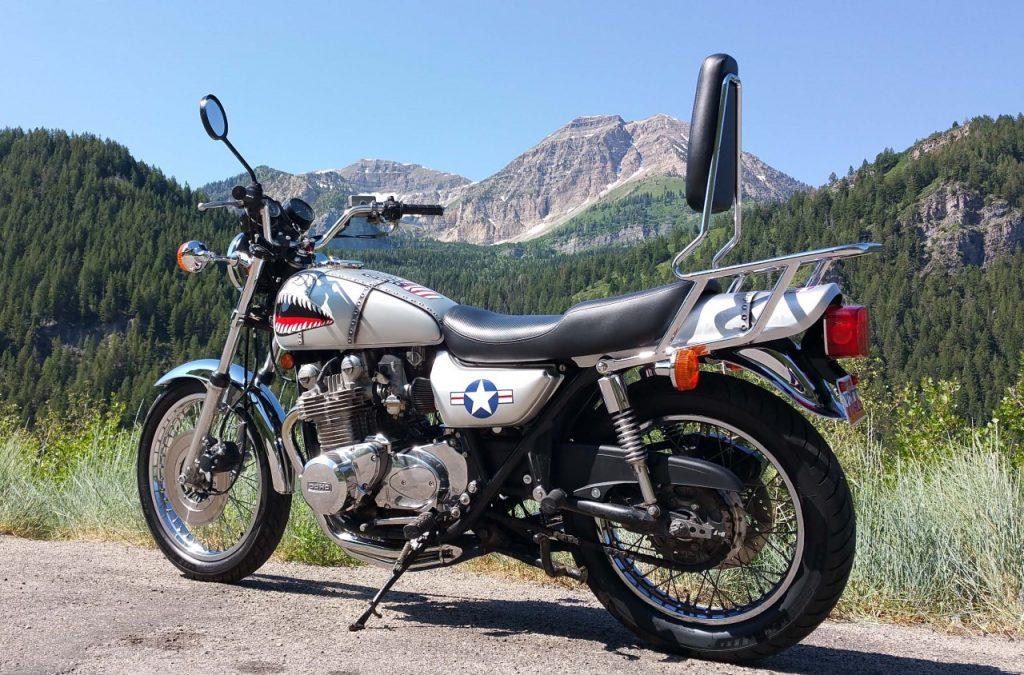Z1 Enterprises 1978 Kawasaki KZ1000 A2 Steve Miller 2