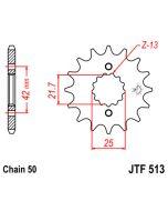 530 (JTF513 series) 13T Fr sprocket