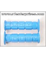"Handlebar Grips 7/8"" Oury Road Grip Blue"