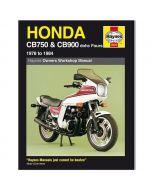 Manual CB750 & CB900 dohc Fours (78 84)