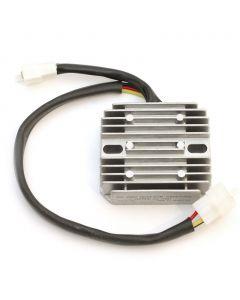 Ricks Motorsport Electrics Charging System Regulator + Rectifier Combo Unit - (Fits: Yamaha XV500, XV750, XV920 Virago & XZ550 Vision)