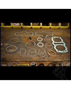 Top-End Engine Gasket Set - (Fits: CB450 & CL450 1968-74)