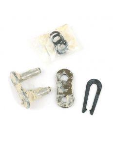 Chain - 630 - Izumi - 'O' Ring - Clip Link