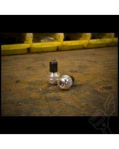 Silver Anti-Vibration Bar Ends