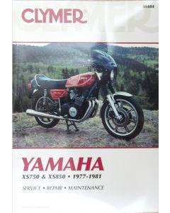 Manual - XS750 - XS850 - Clymer