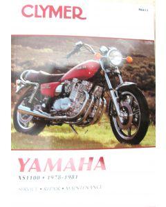Manual - XS1100 - Clymer