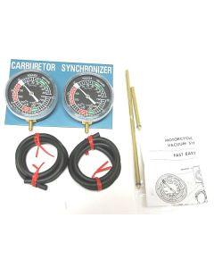 Sync Gauges - Carburetor - Set of 2