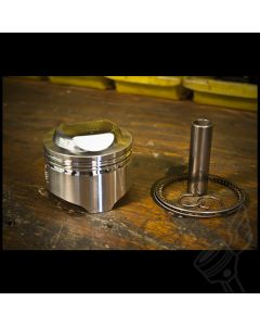 Wiseco CB450/CL450 Piston Kit - (1mm Overbore, 71.00mm)