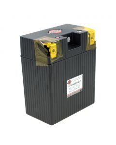 "Shorai LFX14A5-BS12 Extreme Rate Lithium-Iron Powersports Battery - 14 Ah 12V ""A"" Polarity 210 CCA"