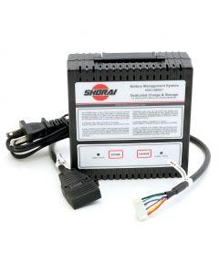 Shorai SHO-BMS01 LFX Series Lithium Battery Charger / Maintainer - 6v/12v 2 Amp