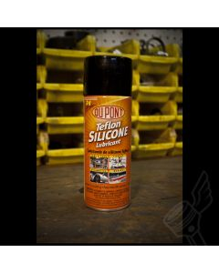 DuPont Silicone Lubricant with Teflon Flouropolymer