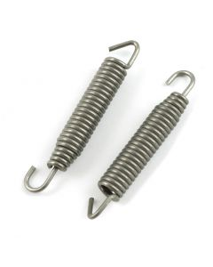 Stainless Steel Exhaust Springs - (67mm)