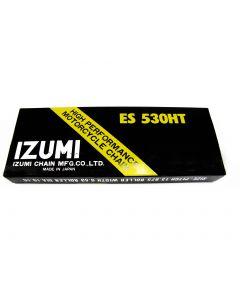 Chain - 530 - Izumi - Non O-Ring - ES530HT - 120 Link