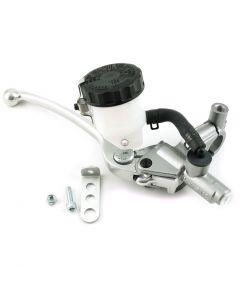 "7/8"" Universal Nissin Hydraulic Front Brake Master Cylinder - (Aluminum, 5/8"" Piston)"