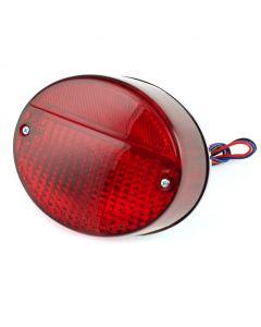 Tail Light - Red Lens - Z1
