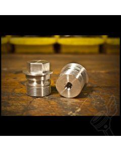 Aluminum CB450 Top Fork Nut