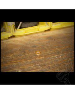 OEM Yamaha Copper Crankcase Sealing Washer - 90430-08143-00 - (Fits: XS650)