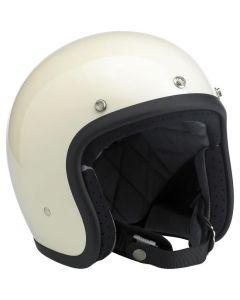 Helmet - Small - Gloss Vintage White - Biltwell