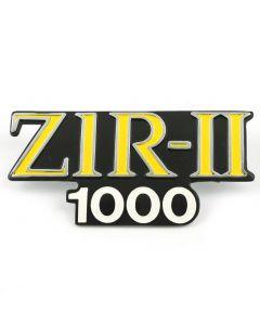 Side Cover Emblem - KZ1000 - Z1-R - MK-2