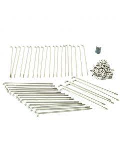 Spoke Set - Front - Stainless Steel - H1 - H2 - KH500 - Z1