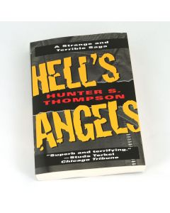 Hunter S. Thompson - Hells Angels Book