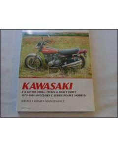 Manual Z1 KZ900/1000 1973-1981