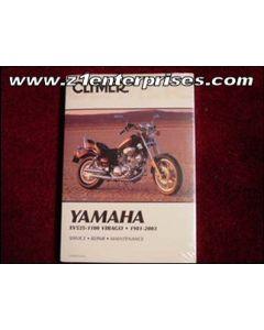Manual XV535-1100 1981-2003