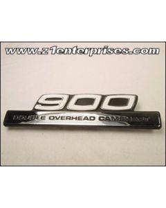 Side Cover Emblem Z1B 900 (75)