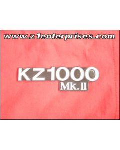 Side Cover Emblem KZ1000A3/A4 (79-80)