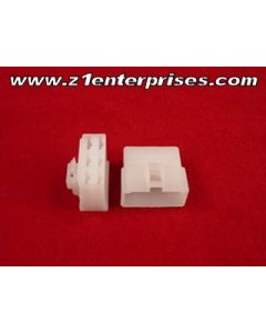 Terminal Connector Set B-13R 6 Pin White (1)