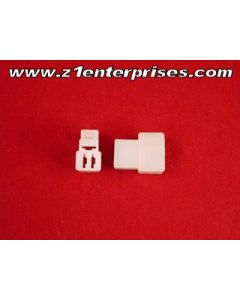 Terminal Connector Set B-38R 3 Pin White (1)