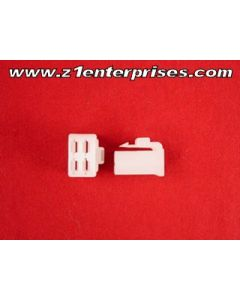 Terminal Connector Set B-18R 4 Pin White (1)