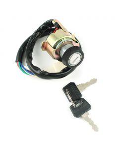 Switch - Ignition - w/2 Keys - KZ650 - KZ750 - KZ900 - KZ1000 - Z1
