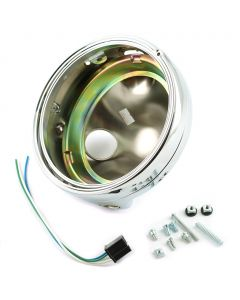 Headlight Assembly Chrome