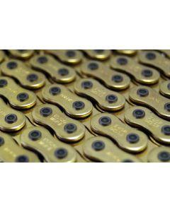 Chain - 520 - Izumi - Non O-Ring - ES520MCR II MX Gold - 130 Link