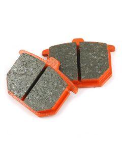 Semi Sintered Front Brake Pads - (Fits: CX500, CB900C, & GL1000)