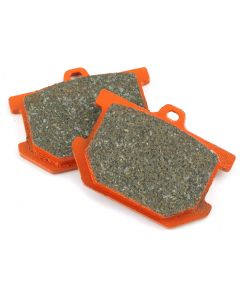 Semi Sintered Front Brake Pads - (Fits: SR500, XS500, XS650, XS750, XS850, XV920, XS1100)