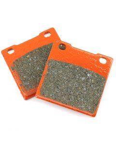 Semi Sintered Front Brake Pads - (Fits: CB250/CM250, CB400/CM400, CB650, & CB750)
