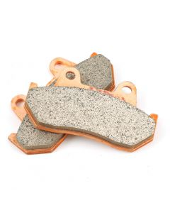 Sintered HH Front Brake Pads - (Fits: CB450SC, CB550SC, CB650, & CB750SC)