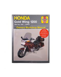 Manual GL1200 Gold Wing \'84-\'87